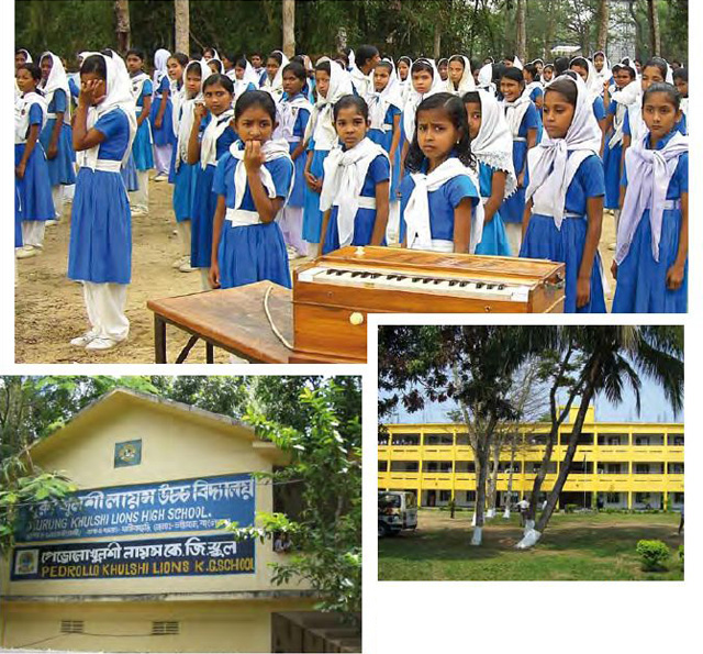 PEDROLLO SUPPORTS THE EDUCATION OF YOUNG BANGLADESHI GIRLS